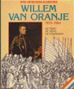 Willem van Oranje, 1533-1584