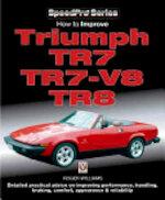 How to Improve Triumph TR7, TR7-V8, TR8 - Roger Williams (ISBN 9781845840457)