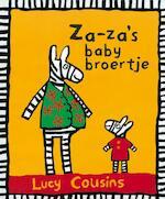 Za-za's baby broertje - Lucy Cousins (ISBN 9789025832346)