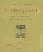 M. Croquant - Remy de Gourmont