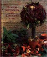 Bloemschikken in country-stijl - Terence Moore, Nannie Nieland-weits, Renske de Boer (ISBN 9789062556717)