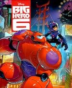 Big Hero 6, lees en luisterboek - (ISBN 9789047620044)