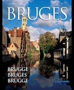 A portrait of Bruges Brugge Bruges Brugge - V. Merckx, G.-H. Dumont (ISBN 9789074847223)
