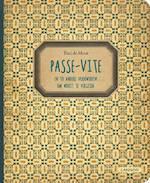 Passe-vite - Paul De Moor (ISBN 9789401418454)