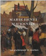 Marie Henri Mackenzie - Eddie de Paepe, K. L. / Otte Wijsmuller (ISBN 9789061090373)