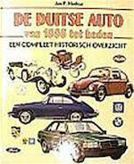 De Duitse auto van 1886 tot heden