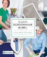 De grote schoonmaakbijbel - Het Poetsbureau (ISBN 9789401432665)