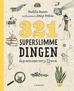 321 superslimme dingen die je moet weten voor je 13 wordt - Mathilda Masters (ISBN 9789401441216)