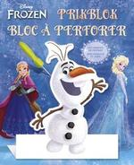 Disney prikblok frozen