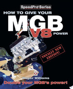 How to Give Your MGB V8 Power - Roger Williams (ISBN 9781904788935)