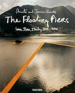Christo and Jeanne-Claude: The Floating Piers - Wolfgang Volz (ISBN 9783836547833)