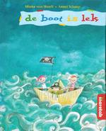 De boot is lek - Mieke van Hooft (ISBN 9789043704021)