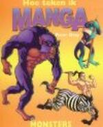 Monsters - Peter Gray (ISBN 9789055662272)
