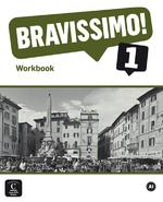 Bravissimo 1 Workbook in English (ISBN 9780850482324)