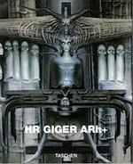 HR GIGER ARh+. - Unknown (ISBN 9783822813232)