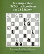 125 ausgewählte NZZ-Schachprobleme aus 25 Ländern - Odette Vollenweider (ISBN 385823043x)