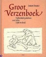 Groot verzenboek - Jozef Deleu (ISBN 9789020918854)