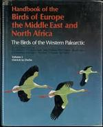Handbook of the birds of Europe, the Middle East and North Africa