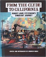 From the Clyde to California - Robert Louis Stevenson, Andrew Noble (ISBN 9780080324234)