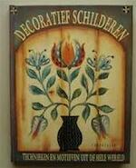 Decoratief schilderen - Glynne Macgregor, Marjan Faddegon-doets (ISBN 9789021321998)