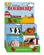 Boederijdieren 4x4 (varken,paard,koe & kip) (ISBN 9789461442871)