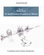 Pseudo-Homearus - De Striid tusken Froasken en Mûzen - Klaas Bruinsma (ISBN 9789460380631)