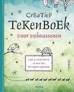 Creatief tekenboek voor volwassenen