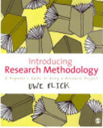 Introducing Research Methodology - Uwe Flick (ISBN 9781849207812)