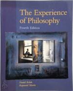 The Experience of Philosophy - Daniel Kolak, Raymond Martin (ISBN 9780195156546)