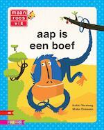 AAP IS EEN BOEF - Isabel Versteeg (ISBN 9789048717705)