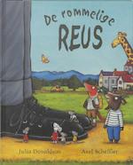 De rommelige reus - Julia Donaldson (ISBN 9789025735616)