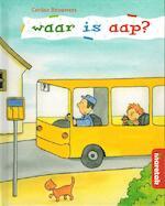Waar is aap? - Corine Brouwers (ISBN 9789043703529)