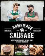 Homemade sausage - Chris Carter, James Peisker (ISBN 9789048315529)