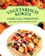 Vegetarisch koken voor 1 of 2 personen - Anna Vesting, Martha Cazemier (ISBN 9789036610667)