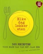 Elke dag lekker eten - Marthe C. Philipse (ISBN 9781407595597)
