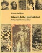 Tekenen dat het gedrukt staat - A. van der Blom (ISBN 9789021506821)
