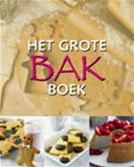 Het grote bak boek - Christine France (ISBN 9781445444833)