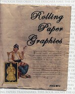 Rolling Paper Graphics