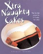 Xtra Naughty Cakes - Debbie Brown (ISBN 9781845375867)