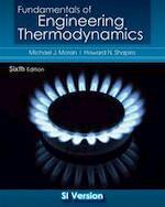 Fundamentals of engineering thermodynamics - Michael J. Moran, Howard N. Shapiro (ISBN 9780470540190)