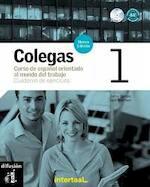 Colegas 1 curso de Español orientado al mundo del trabajo - J. Corpas, L. Amp; Martínez (ISBN 9789054517245)