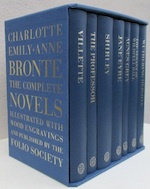 The Complete Novels by Charlotte, Emily and Anne Brontë - Charlotte Brontë, Emily Brontë, Anne Brontë