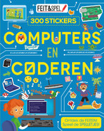 300 stickers - Computers en Coderen - Feit & Spel (ISBN 9781527019737)