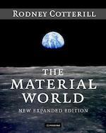The Material World - Rodney Cotterill (ISBN 9780521451475)