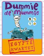 Dummie de mummie Egypte kwartet set 3 ex