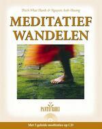 Meditatief wandelen + CD - Nguyen Anh-huong, Thich Nhat Hahn (ISBN 9789088400100)