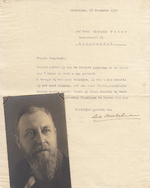 Lode BAEKELMANS 1932 - Lode Baekelmans