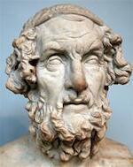 Homeros - Homer, Frans van Oldenburg-ermke