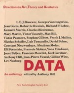 DATA: Directions in Art, Theory and Aesthetics