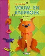 Het grote vouw- en knipboek - Sophie Astruc (ISBN 9789030360469)